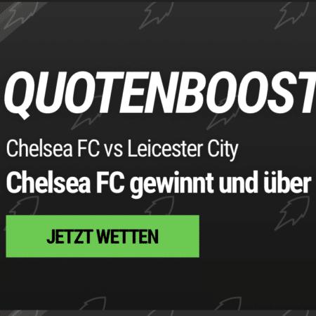FA Cup Quoten Boost – Chelsea FC vs. Leicester City